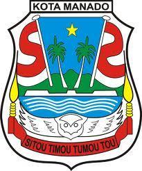 Logo PEMDA MANADO