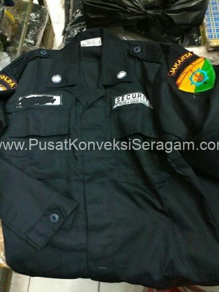 Seragam PDL Security